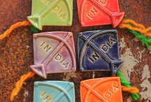 Ceramic Handmade Magnets