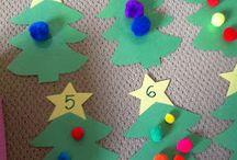 KerstbomenKerst kleuters