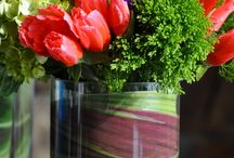 flower arrangements / by Saira Sayeed