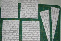 MiniDo - Fabriquer : - un mur en pierres