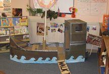 Preschool Theme Pirate