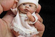 Miniature Dolls / by Marita Ellis