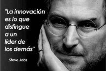 Innovation quotes / Innovaquotes es una herramienta que te permite encontrar citas de personajes célebres de una forma fácil y sencilla. En este tablero encontrarás algunas, aunque te recomendamos que busques la tuya jugando en la web.