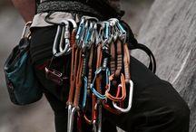 Equipment / #clinbing #equipments