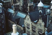 Places I have been to: Edinburgh