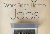 work at home / by Janice Sizelove