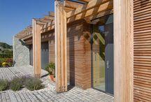Extriör / Yttre fasad