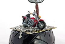 motocykle, autá, dopravné pr.