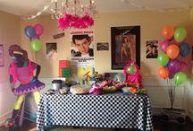 Heather party ideas