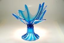 For the Home / lighting for the Home by Rick Strini ,  Strini Art Glass www.striniartglass.com