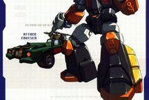 Transformers Stealth Team