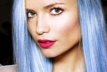 #ChEvEux BlEus-#Blue Hair / Coloration-Haircolor-Cheveux Bleu-Blue Hair
