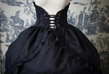 Gloomth Clothing Photos / Handmade fashion by Gloomth and the Cult of Melancholy. Gothic inspired clothing, goth outfits, goth style. Lolita inspired outfits and coordinates, sweet and classic looks.