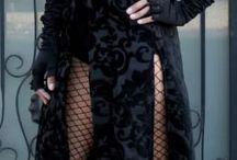 Goth, Metal