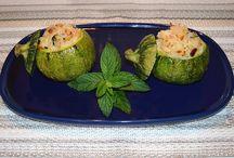 ricette verdure ripiene