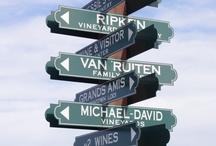 Wine, Wine, Wine. / My home town, lodi ca / by Nancy Pfeifle-Mcclung