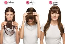 remy hair weft,hair extensions, ponytails, bangs, / www.e-hair.gr