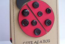Ladybugs / by Up&Scrap. Tu tienda de Scrap favorita!