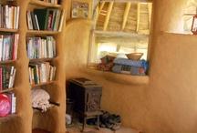 Casas de Paja_Cob House_Straw Häuser