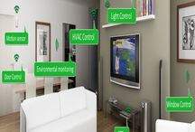 Home Automation / Home automation systems, or smart home technologies, are systems and devices that can control elements of your home environment — lighting, appliances, telephones, as well as home security, mechanical, entry and safety systems. They can be used to improve safety, expand usability and make life easier for people of all abilities