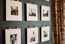Photo hanging systems
