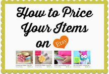 How to Price your Items