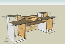 Studyo masası