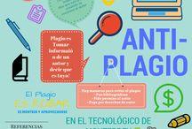 Infografías Antiplagio 2016