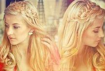 HAIR STYLES / by Lynda Bee