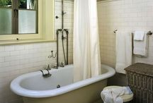 Early 1900s Bathrooms / I'm trying to include only early-1900s bathrooms, and accessories, in this board. Either from period drawings or pictures of unremodeled bathrooms. / by Craftsman Junky