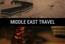 Middle East Travel / Middle East travel tips | Places to see in Turkey, Iran, Jordan, United Arab Emirates, Israel, Oman, Qatar, etc.