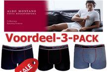 Boxershorts Voordeel Pack / Hier al onze Boxershort Sale-Packs verkrijgbaar op www.BoxerShortSale.nl
