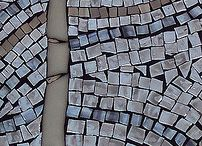 Mosaics -Trees and landscapes