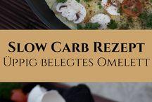 Slow Carb Rezepte / Slow Carb bedeutet auf schnelle Kohlenhydrate zu verzichten und sich dabei clean, gesund, zuckerfrei und ausgewogen zu Ernähren. Mir dieser Ernährungsform habe ich selbst fast 10 kg abgenommen - ohne Kraft- und Energieverlust. Auf dieser Pinnwand findest du einfache und kreative Rezepte zum Abnehmen mit Slow Carb.