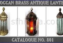 Moroccan Candle Lanterns