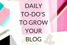 Blog Support