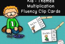 Building Math Fluency