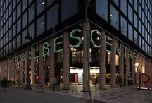 Pedralbes Centre. Barcelona / Centro Comercial Pedralbes, Barcelona  #arquitectura  #barcelona #centro #comercial #pedralbes #octaviomestre #om_arquitectos #commercial #centre #spain