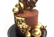 Chocolate sail - cakes