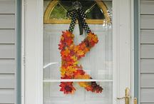 Fall Decor / by Kelsey Calvin