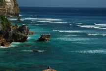 Bali, where I live...