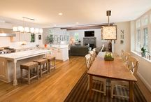 Kitchens / Beautiful custom kitchen of all shapes, sizes, and styles.