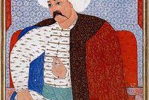 Padişah minyatürleri - Sultan's miniatures