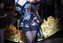 Stage show corsets