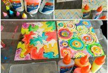 Искусство для детей