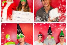 The Top 4 - Holiday Photos / The Finalists get into the holiday spirit! / by The X Factor USA