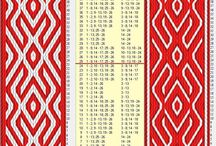 tissage 26 cartes