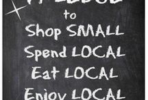 Shop Small: Support Small Businesses / we need to support each other as much as possible so don't forget to pin other peoples stuff as well as your own. please leave me a message if you would like to contribute to this board.