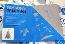 Our creative Christmas cards 2015 / Make your own Christmas tree with our Christmas cards this year!