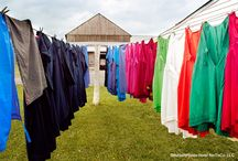 Amish Colors / Clothes and colors